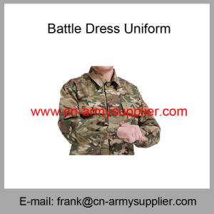 Eenvormige Kleding van de eenvormig-Bdu-Slag van de camouflage de eenvormig-Militaire
