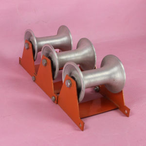 Rullo del cavo elettrico di alluminio & di nylon della lega