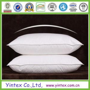 Hotel Standard confortável travesseiro de ganso branco&almofada (Yintex-AP05)