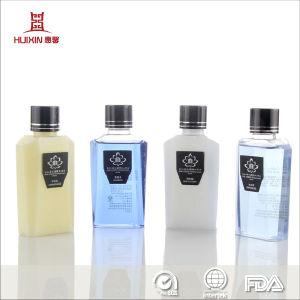 Hotel de buena calidad botella acondicionador, crema corporal, gel de ducha, champú