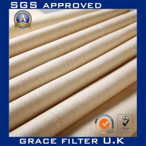 Промышленный фильтр тканью пылевой фильтр мешок Nomex игольчатый считает