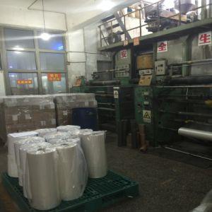Proceso de soplado de envases de PVC Film Retráctil de grado
