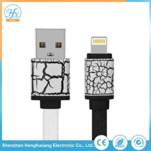 lampo 5V/2.1A che carica il cavo di dati del USB per il iPhone X
