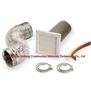 Tubo flexível de alumínio para ar condicionado