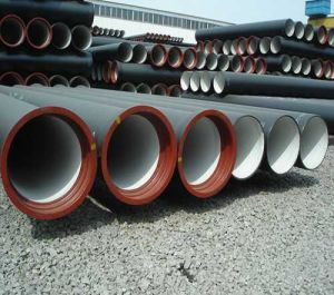 ガスまたは水またはオイルの交通機関のための延性がある鉄の管のリスト
