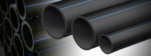 가스 공급 SDR11를 위한 PE100 또는 PE80 HDPE 관