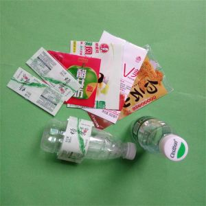De Hitte van de douane krimpt het Etiket van de Koker voor de Verpakking van de Fles