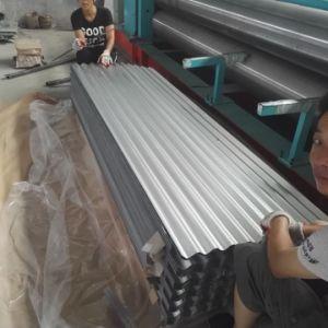 Galvnaizedの金属の屋根ふきかカラー鋼鉄屋根、波形の屋根ふきシート
