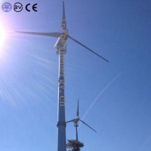 Шаг с регулируемой скоростью 30квт ветровой турбины цены на сельскохозяйственную и коммерческого использования
