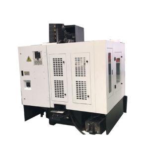 Mini-Vmc460L 3 eixos CNC máquina de corte de perfuração de moagem com carregador de ferramentas