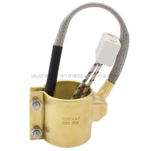 押出機バンドノズルのヒーターのコイルの暖房抵抗の要素