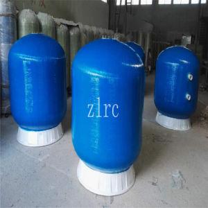 De Verticale Chemische Filter van de Olie van de Filter van de Druk van de Tank van de Industrie FRP