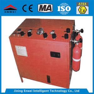 Ae101A/AE102une pompe de remplissage de gaz d'oxygène pour les mines de charbon