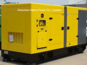 generator van de 300kVA400V de Super Geluiddichte Cummins Dieselmotor