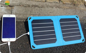 6.4W bolsillo plegable Cargador Solar (2) los pliegues de la FSS-6.4f2