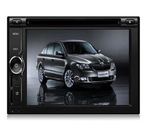 GPS를 가진 6.2 인치 차 영상 또는 차 DVD 플레이어 또는 차 MP4 선수