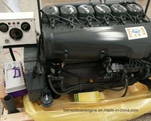공기는 2500rpm 채광 장비를 위한 6개의 실린더 디젤 엔진 F6l913를 냉각했다
