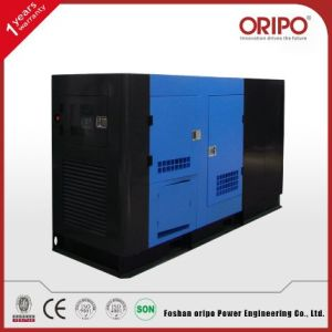 Oripo Silent/ gerador diesel insonorizadas com Motor Cummins