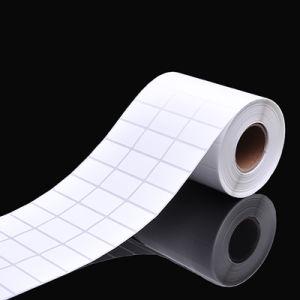 Версия для печати клей прямой пустой термографической бумаге со штриховым кодом для оптовых стойки стабилизатора поперечной устойчивости