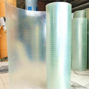 Les panneaux en fibre de verre transparent