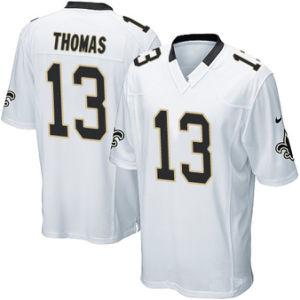 Hombres Mujeres jóvenes santos Jerseys 13 Michael Thomas Camisetas de fútbol