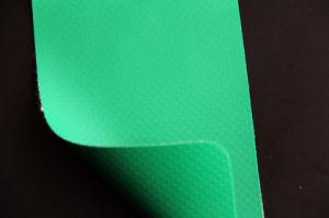 Het op zwaar werk berekende Geteerde zeildoek van pvc van het Canvas van Tarps van de Stof van de Polyester Waterdichte