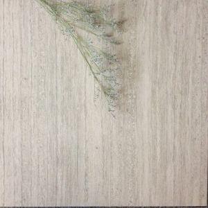 Tegel van het Porselein van het Lichaam van de Korrel van de Steen van de lijn de Halve