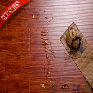Swiftlock Handscraped Hickory pisos laminados en madera de roble HDF