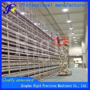 Máquinas para alimentar o tipo de Correia curta do secador de infravermelhos