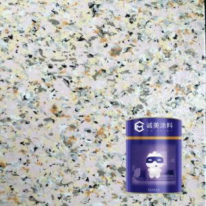 自然な石造りの効果のFungal花こう岩外部の大理石プラスタースプレー式塗料のWater-Basedアクリル