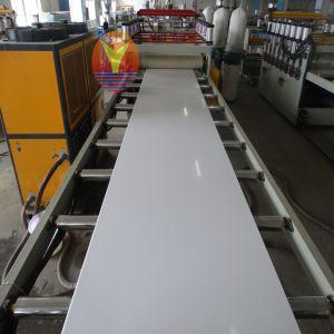 Ligne de production Plinthe en mousse PVC, PVC mousse rigide Conseil Making Machine