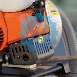 Yaye gasolina portátil bomba de agua para riego (YQGZ25-30 40F-6)