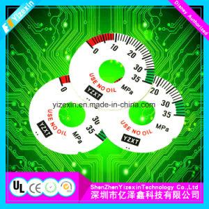 Pannello di controllo grafico professionale dell'interruttore di membrana per i commerci all'ingrosso