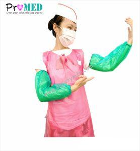 Médecine/chirurgie/Restaurant/hôtel/nettoyer salle/service alimentaire non tissés jetables à usage unique/PP/CPE/couvercle de plastique/PE manchon