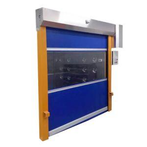 食糧工場のための自動PVCローラーのドア