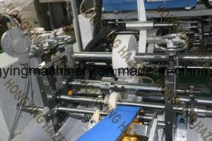Maniglia del documento di buona qualità che fanno e maniglia di carta che inserisce macchina in una volta