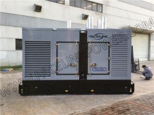 350kVA Genset diesel ultra silenzioso alimentato Cummis con l'iso del Ce