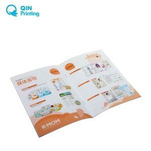 品質の驚くばかりのフルカラーのパンフレットの印刷