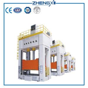 Китайский производитель высокоточных четыре колонки гидравлического пресса механизма для горячей штамповки