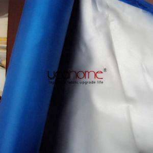 Oxford-silbernes überzogenes reflektierendes UVgewebe-wasserdichtes Gewebe des Polyester-150d für Deckel-Auto-Deckel