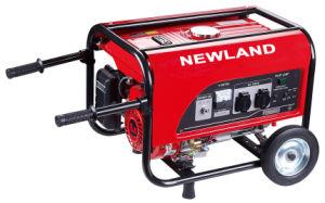 2 의 000 와트 5.5HP Ohv 4 주기 가솔린에 의하여 강화되는 휴대용 발전기 2500g
