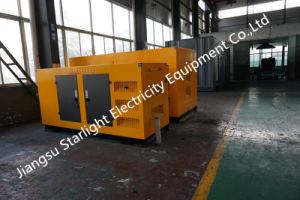 400kw 500kVA Silent Diesel Generator Perkins 2506c - E15tag1 Engine Electric Generator