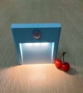 Светодиодный датчик инфракрасного ночного света на стене (литиевая аккумуляторная батарея)