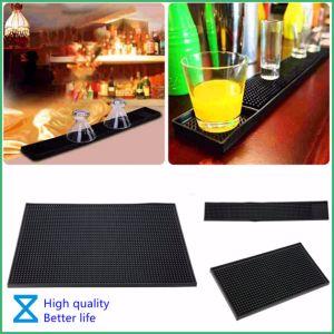 Mat van de Eettafel van Barmat van het Silicone van pvc van China de Professionele Producerende Rubber voor Wholesales & Levering aan eindgebruikers