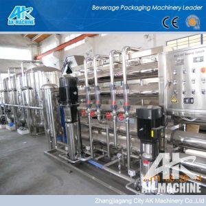 Sistemi di purificazione della macchina e di acqua di purificazione di acqua per la linea di galleggiamento minerale
