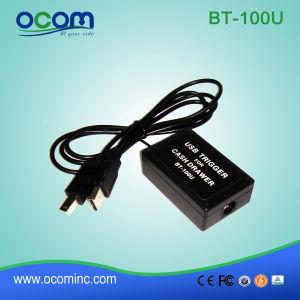Денежный лоток POS USB в разъем RJ11 каталитического нейтрализатора