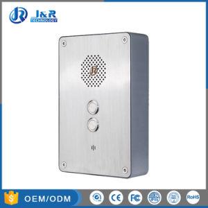 Manos libres antivandálica Interfonos, resistente elevador / Levante el teléfono