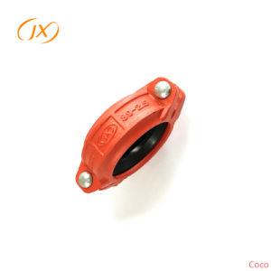 La máxima calidad de hierro dúctil de acoplamiento de la reducción de la colocación del tubo rígido