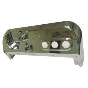 OEM 주문 도금 밝은 지상 처리 알루미늄 합금 도박 장치
