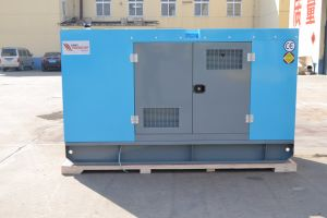 Insieme generatore di forza motrice raffreddato ad acqua 120kw